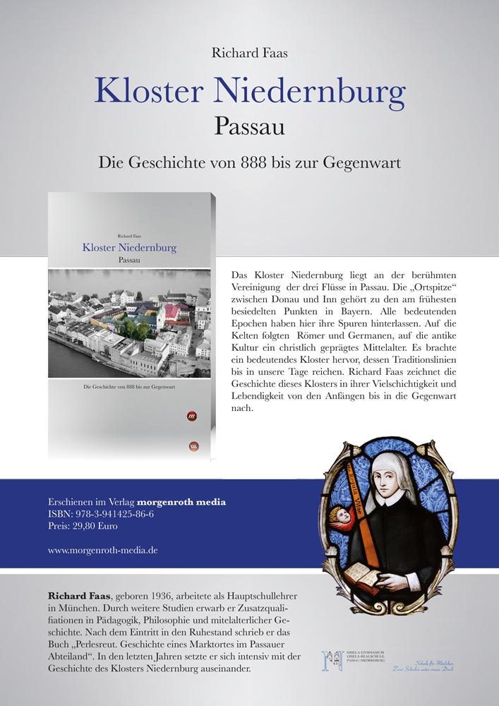 Das Kloster Niedernburg