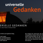 universelle Gedanken - Franz Steinleitner & Markus Kohl